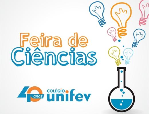 Colégio Unifev faz Feira de Ciências do ensino Fundamental I e II