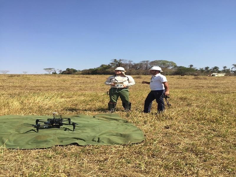 ELEKTRO UTILIZA DRONE NA INSPEÇÃO DA REDE EM VOTUPORANGA