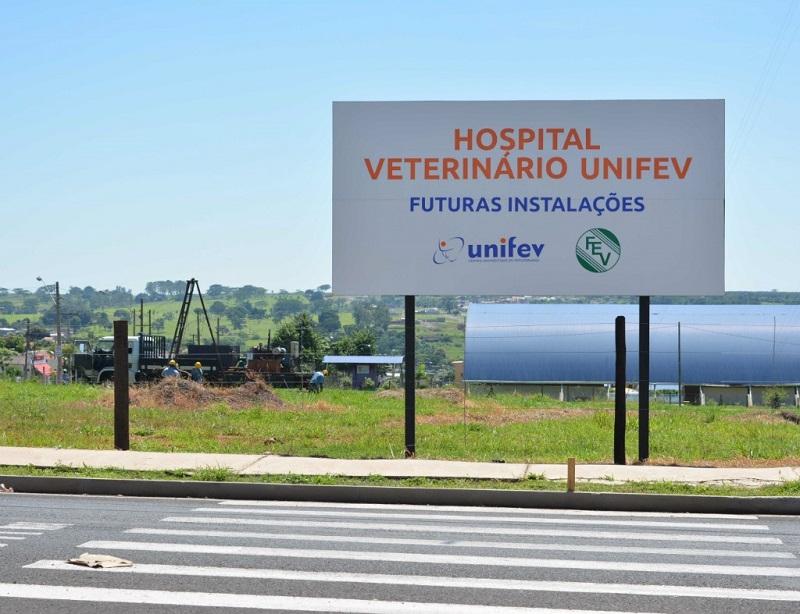 HOSPITAL VETERINÁRIO DA UNIFEV