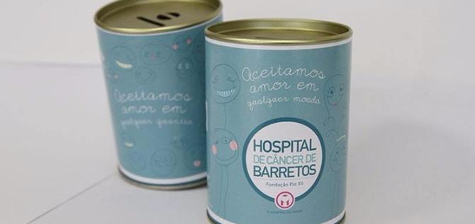 Polícia de Jales identifica ladrão de cofrinhos do Hospital de Câncer