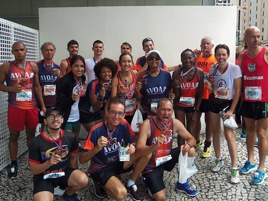 Atletas de Votuporanga se destacam na São Silvestre