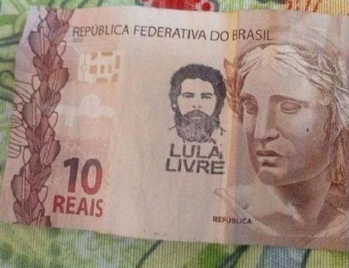 ACV: notas carimbadas com Lula não perdem valor