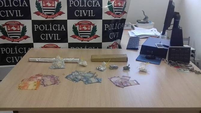 OPERAÇÃO POLICIAL ACABA COM FOLIA DE TRAFICANTES EM CARDOSO