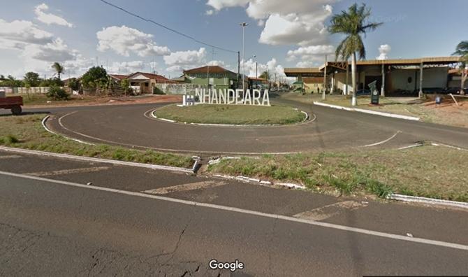 COLISÃO EM ESTRADA RURAL DEIXA 4 FERIDOS EM NHANDEARA