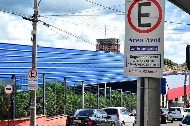 Área Azul é ampliada no centro de Votuporanga