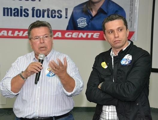 CARLÃO PIGNATARI E FAUSTO PINATO SÃO ELEITOS PELA REGIÃO