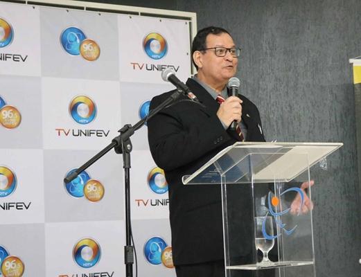 TV UNIFEV AMPLIA PROGRAMAÇÃO PRA 8 HORAS DIÁRIAS