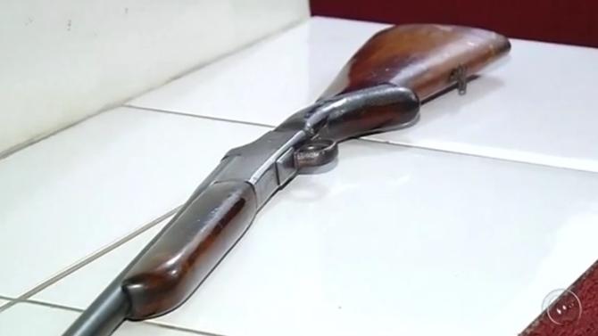 Dono de arma que matou criança é preso em Mira Estrela
