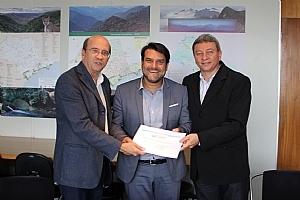 VIDA AO MARINHEIRINHO: convênio pra repasse de R$ 21 mil aos produtores
