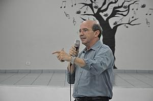 PREFEITO ACOMPANHA LIBERAÇÃO DE NOVO SERVIÇO