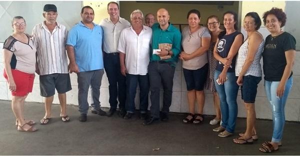 GASTÃO VIDIGAL ARRECADA MAIS DE R$15 MIL PRA SANTA CASA