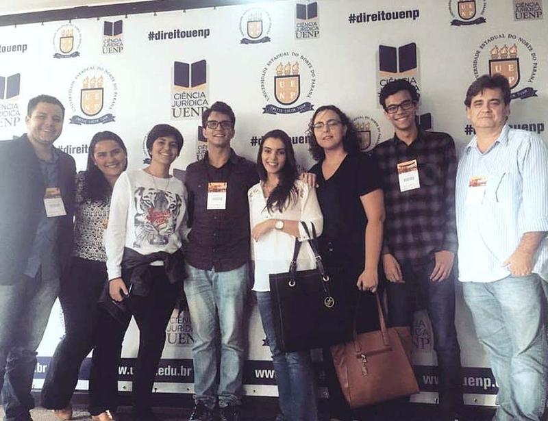 Alunos da UNIFEV participam de Simpósio no Paraná
