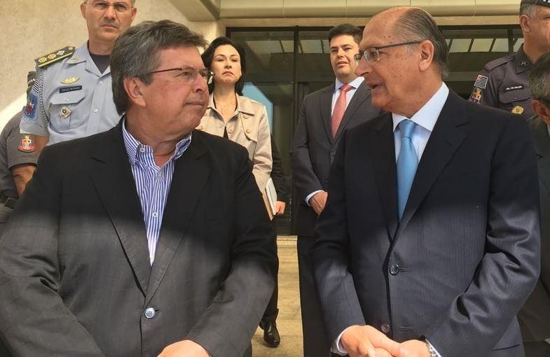 Carlão Pignatari anuncia nomeação de agentes penitenciários