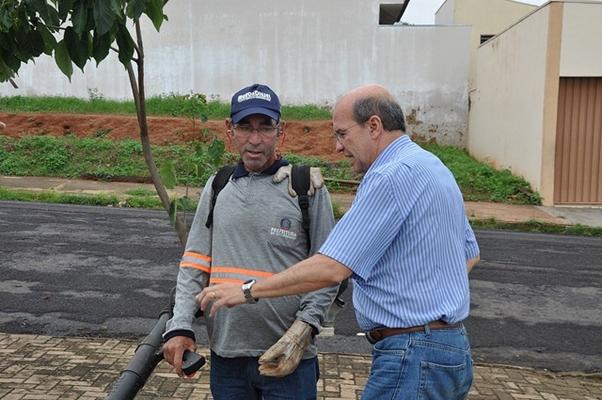 Prefeitura agiliza limpeza e recape na temporada de chuva