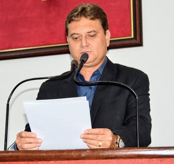 SERGINHO DA FARMÁCIA NA CÂMARA