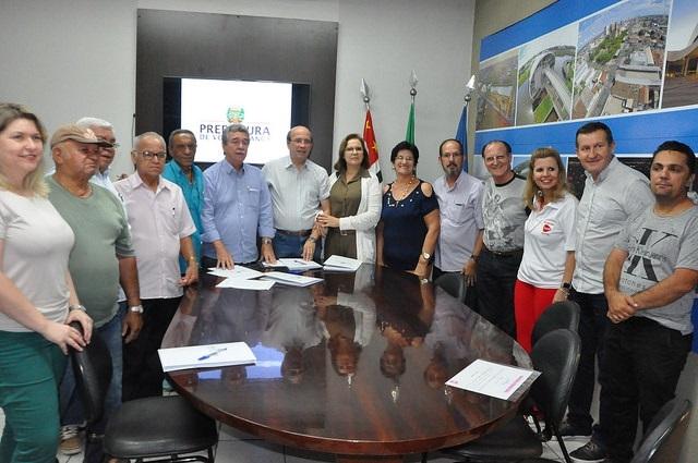 Prefeitura repassa R$ 140 mil para entidades de Votuporanga