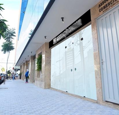 ACV inaugura novo espaço de atendimento no centro