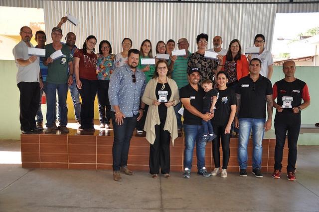FUNDO SOCIAL REPASSA ALIMENTOS DO FESTIVAL DE ARRANCADA